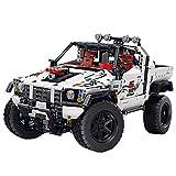 LINANNAN TECHNIC Off-Road Vehicle Set, 2.4GHz / App RC Model with Motor, 2013PCS Bloques de construcción compatibles con la técnica Lego