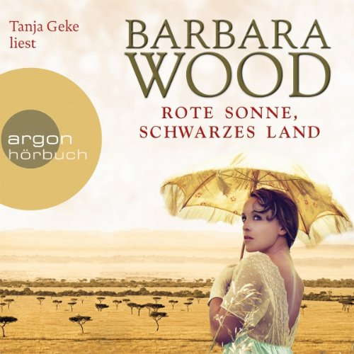 Rote Sonne, schwarzes Land audiobook cover art