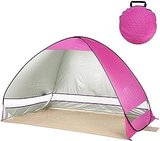 Pop up-tält för utomhusbruk fullautomatiskt direktutfälld regntätt tält familj ultralätt bärbart dampptak campingtält för ...