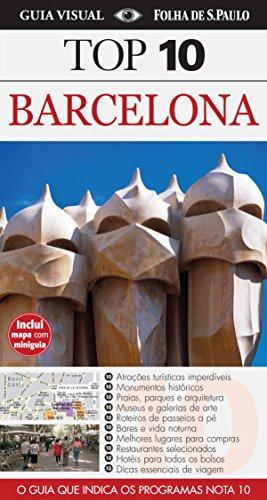 Barcelona. Guia Top 10, A Capa Pode Variar