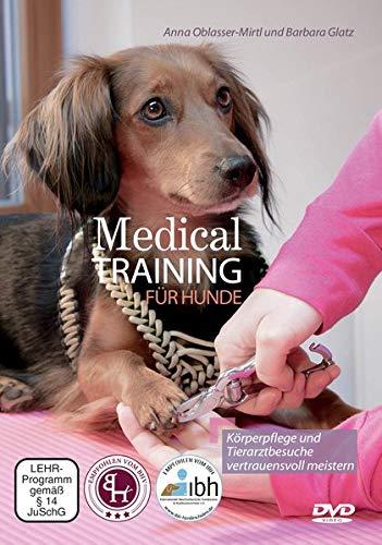 Medical Training für Hunde: Körperpflege und Tierarztbesuche vertrauensvoll meistern