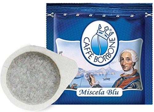 Caffè Borbone - koffiecapsules premium Italiaanse koffie ESE 44mm - blauw mengsel - 600 capsules