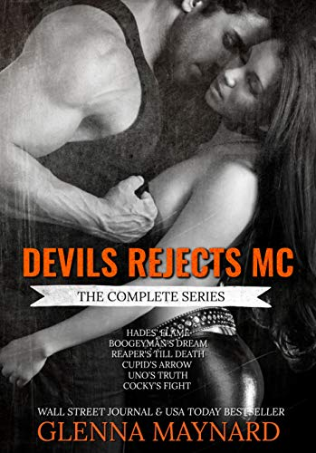 Devils Rejects MC : The Complete Series (English Edition)