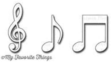 My Favorite Things Die-Namics Die-Musical Notes