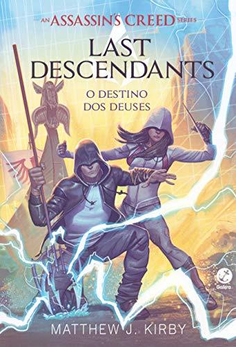 Assassin's Creed - Last descendants: O destino dos deuses (Vol. 3)