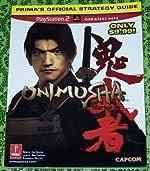 Onimusha - Warlords : Prima's Official Strategy Guide de Prima Development