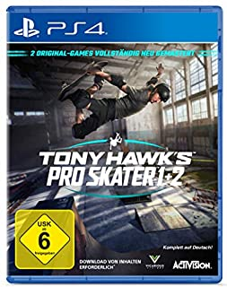 Tony Hawk's Pro Skater 1+2 (PS4/Xbox One)