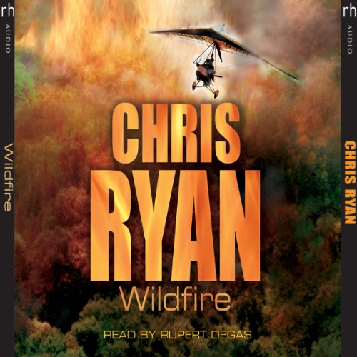 Wildfire audiobook cover art