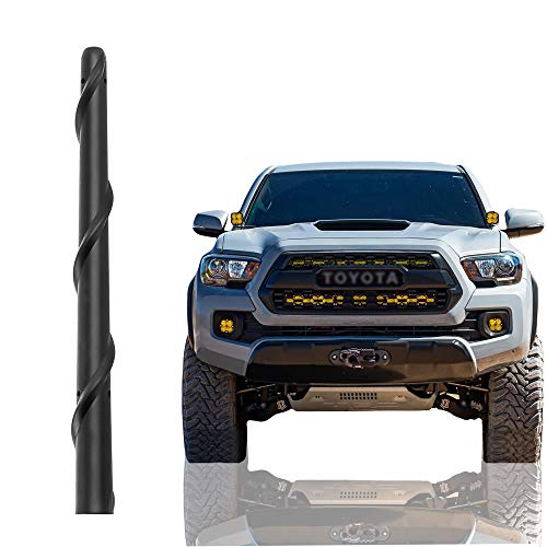 BA-BOLING 7 Inch Antenna Compatible with Toyota Tundra Tacoma 2000-2020, Car Wash Proof Flexible Rubber Antenna Replacement, Designed for Optimized FM/AM Reception
