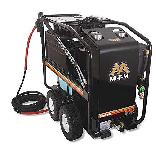 Why Should You Buy 3000 psi 3.5 gpm Hot Water Electric Pressure Washer Diesel/Kerosene Fired Burner