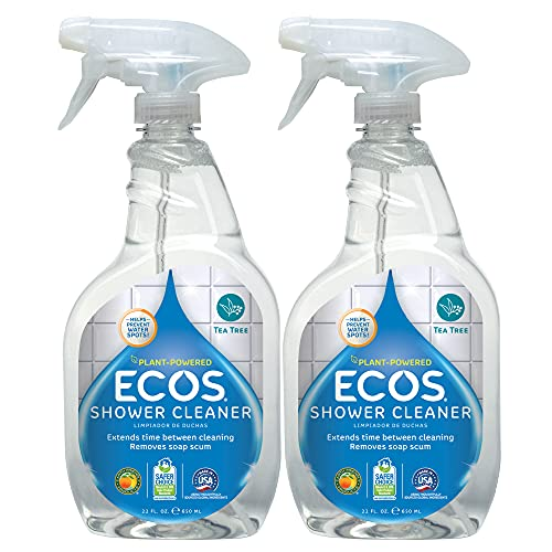 Earthly Friendly ECOS Shower Cleaner