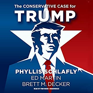 The Conservative Case for Trump cover art