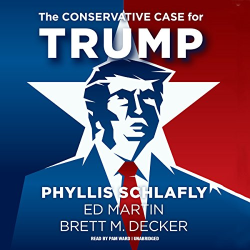 The Conservative Case for Trump audiobook cover art