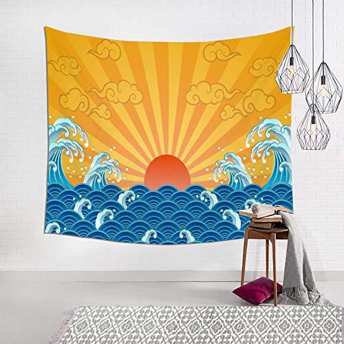 bjyxszd Decoración de Dormitorio Alfombrilla para Yoga Toalla para playaClassical National Wind Manta, Sala de Estar Decoración Conecte Multifunción Impresión Digital 3D Paño de fondo-17_150x150