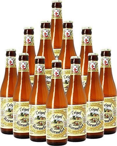 12-er Paket   Bierpaket   Internationales Bier   Craft Beer   Großpaket zum Sparpreis (12er-Paket Tripel Karmeliet Belgisches Bier)