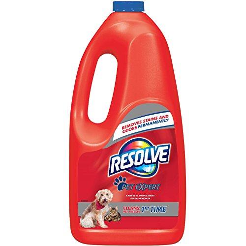 Resolve Pet Stain & Odor Carpet Cleaner Refill, 60 fl oz Bottle (Pack of 2)