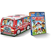 PAW Patrol Pup-Tastic 8-DVD Collection Limited Edition Marshall's Fire Truck