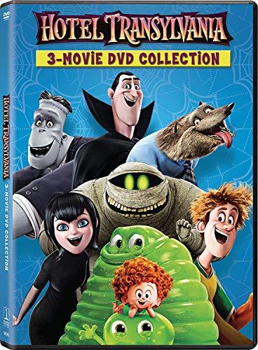 Hotel Transylvania 1/2/3 3 Movie Collection (3 Movie in 2 Disc)