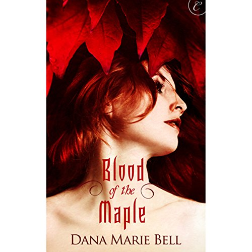 Blood of the Maple audiobook cover art