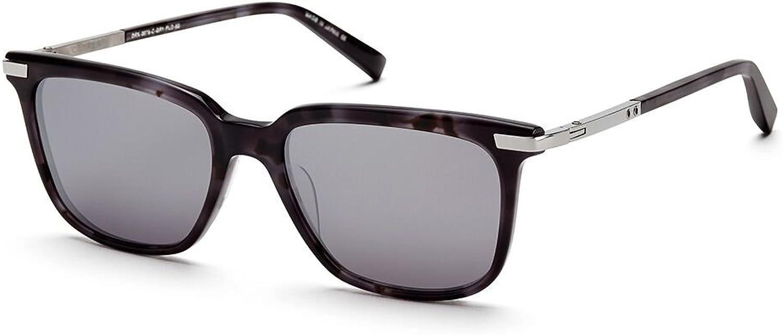 Dita Cooper Sunglasses  Grey Tortoise & Silver