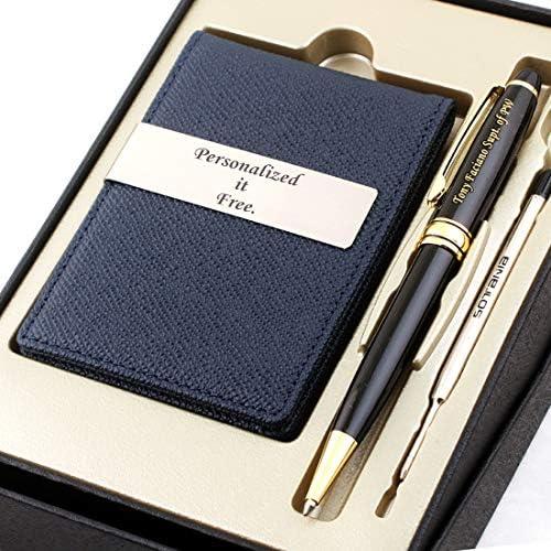 Free Engraving Personalized Groomsmen Gift Roller Ballpen Ballpoint pen Ball pen Refillable product image