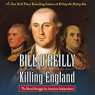 Killing England cover art