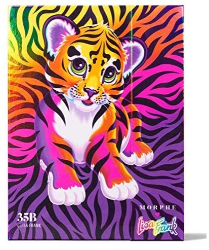 Lisa Frank 35B Artistry Eyeshadow Palette - Forrest