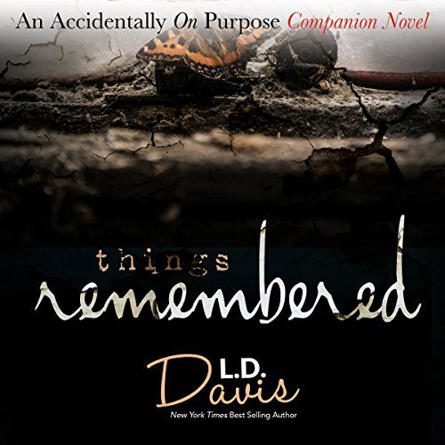 Things Remembered audiobook cover art