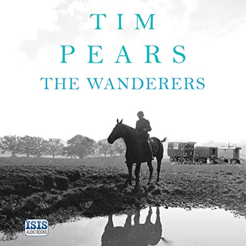 The Wanderers audiobook cover art
