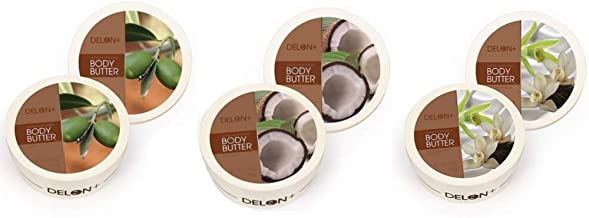 Delon Body Butters, 6-pack|Top Seller