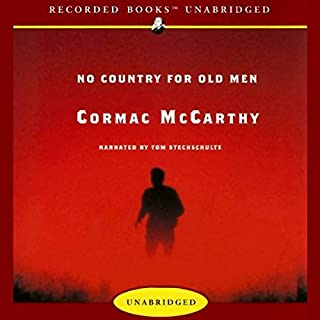 No Country for Old Men audiobook cover art