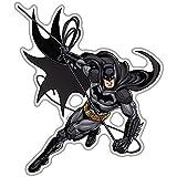 Fan Emblems Batman Charakter Auto Aufkleber gewölbt/Multicolor/klar, DC Comics Automotive Emblem Gilt leicht für Autos, Trucks, Motorräder, Laptops, Windows, fast alles