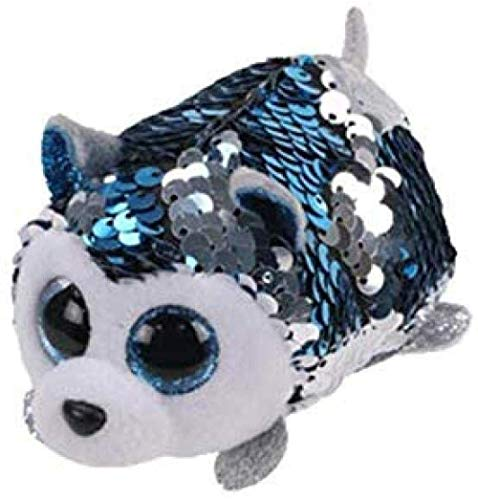 American Brand Mini Clean Cat Seal Dog Rabbit Penguin Sequin Plush Toy Plush with Label 10 cm qianmianyuan