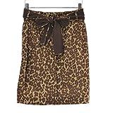 (マルティニーク) martinique レオパード柄 スカート