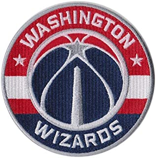 Washington Wizards NBA Authentic Licensed Alternate Team Logo Embroidered Collectors Patch