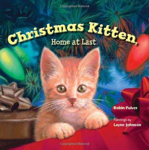 Christmas Kitten, Home at Last