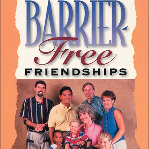 Barrier-Free Friendships     Bridging the Distance Between You and Friends with Disabilities              By:                                                                                                                                 Steve Jensen,                                                                                        Joni Eareckson Tada                               Narrated by:                                                                                                                                 Connie Wetzell                      Length: 3 hrs and 48 mins     3 ratings     Overall 3.3