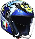 Casco K-5 Jet AGV Top – Rojos Misano 2015 XL