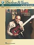 Rhythm & Blues Guitar Tab Book/Cd