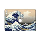 kikhorse Créatif Peinture a l'huile Collection Série Ultra Mince Coque Rigide pour MacBook Pro 13...