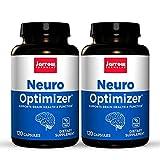 Jarrow Formulas Neuro Optimizer - 120 Capsules, Pack of...