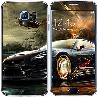 Skin Stiker For Galaxy S7 By Decalac, GLXS7-CAR0002