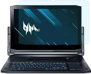 Vaxson 2-pack anti-blått ljus skärmskydd, kompatibel med Acer Predator Triton 900 17.3, blå ljusblockerande film TPU-skydd...
