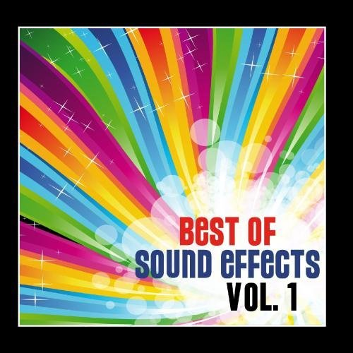 Best Of Sound Effects. Royalty Free Sounds and Backing Loops for Tv, Video, Youtube, Dj, Broadcasting and More, Vol. 1. by DJ Sound Effects