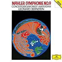 Mahler: Symphony No.9 by Leonard Bernstein (2015-09-23)