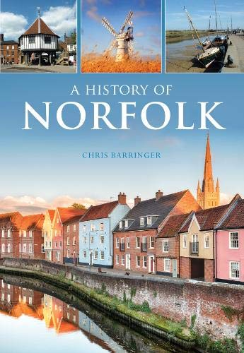 A History of Norfolk book