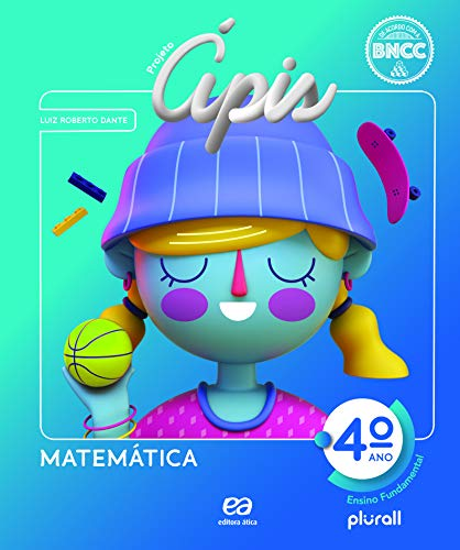 Projeto Ápis - Matemática - 4º ano