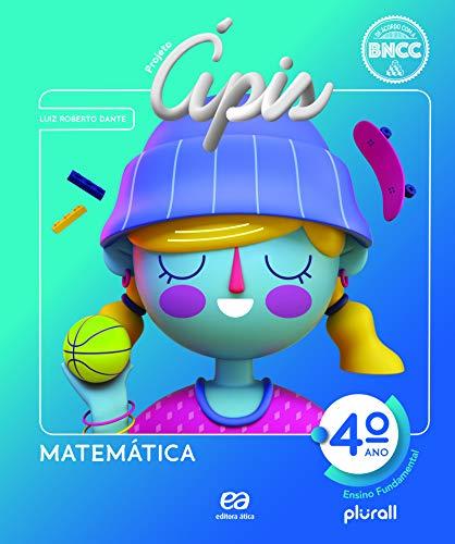 Projeto Ápis Matemática 4 Ano Ref