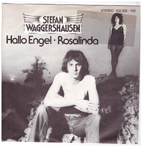Stefan Waggershausen - Hallo Engel - Ariola - 102 339, Ariola - 102 339 - 100