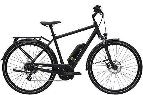 ZEG Pegasus Solero E8 Plus Herren E-Bike Pedelec 2020, Farbe:schwarz, Rahmenhöhe:61 cm, Kapazität Akku:400 Wh